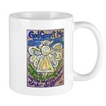 Serenity Prayer Angel Mug