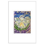 Serenity Prayer Angel Large Poster
