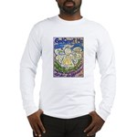 Serenity Prayer Angel Long Sleeve T-Shirt