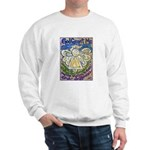 Serenity Prayer Angel Sweatshirt