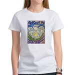 Serenity Prayer Angel Women's T-Shirt