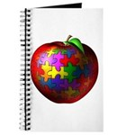 Puzzle Apple Journal