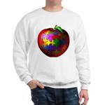 Puzzle Apple Sweatshirt