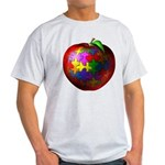 Puzzle Apple Light T-Shirt