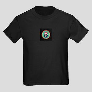 Obama SantaHat Kids Dark T-Shirt