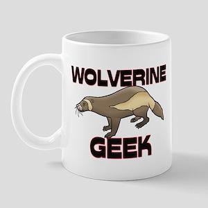 Wolverine Geek Mug
