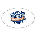 Shvitz Oval Sticker