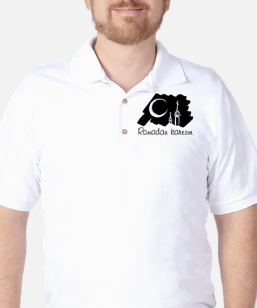 ramdan kareem 001 Golf Shirt