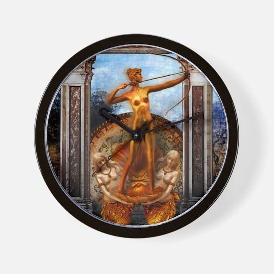 Dianna Wall Clock