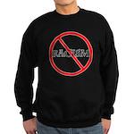 No Racism Sweatshirt (dark)