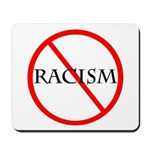 No Racism Mousepad