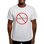 No Racism Light T-Shirt