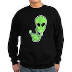 ILY Alien Sweatshirt (dark)