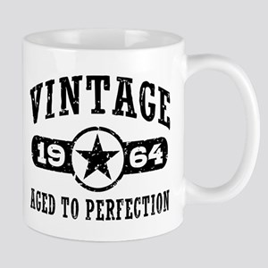 Vintage 1964 11 oz Ceramic Mug