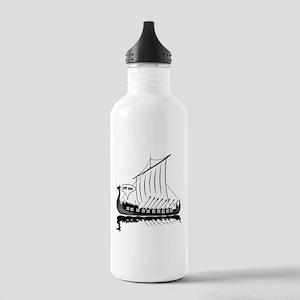 Uff Da Viking Dragon S Stainless Water Bottle 1.0L