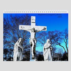 Mayhem's Graveyard Wall Calendar 2009