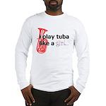 TubaFront Long Sleeve T-Shirt