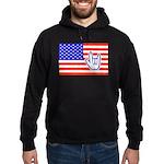ILY Flag Hoodie (dark)
