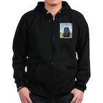 PRR GG1 4800 Zip Hoodie (dark)