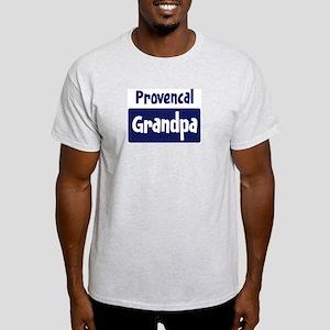 Provencal grandpa Light T-Shirt