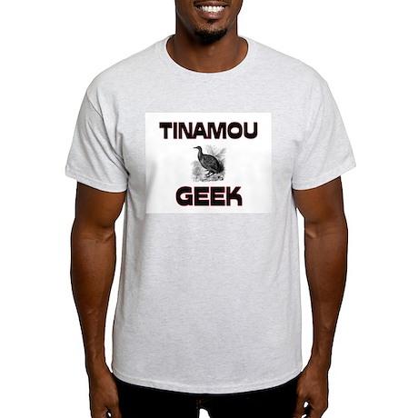 Tinamou Geek Light T-Shirt