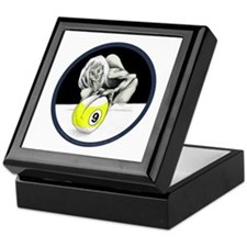 9 Ball Monster Keepsake Box