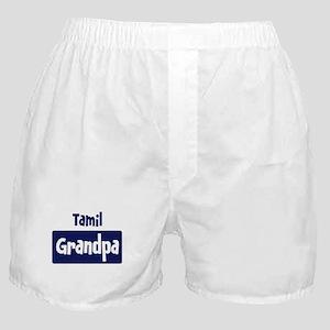 Tamil grandpa Boxer Shorts