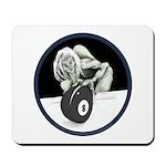 8 Ball Monster Mousepad