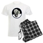 8 Ball Monster Pajamas