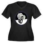 8 Ball Monster Plus Size T-Shirt