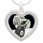 8 Ball Monster Necklaces