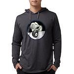 8 Ball Monster Long Sleeve T-Shirt
