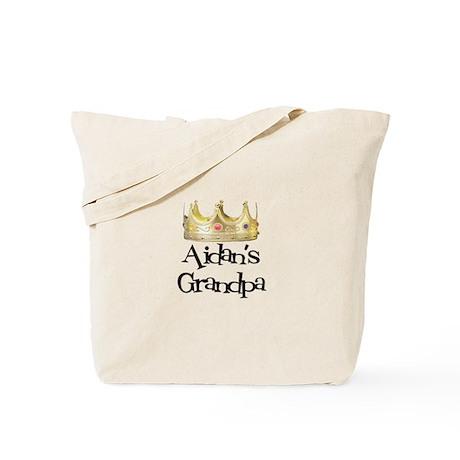 Aidan's Grandpa Tote Bag