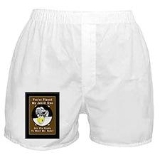 Pool Monster 9 Boxer Shorts