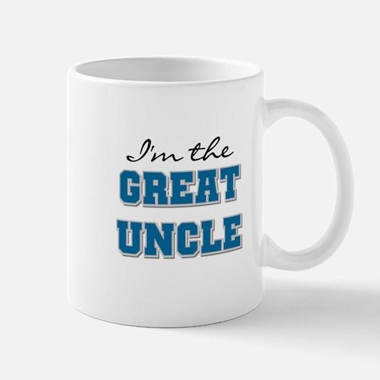 Blue Great Uncle Mug