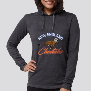 New England Cheetahs Long Sleeve T-Shirt