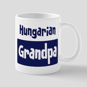 Hungarian grandpa Mug