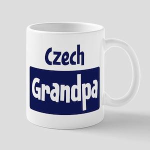 Czech grandpa Mug
