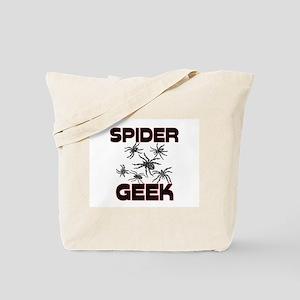 Spider Geek Tote Bag