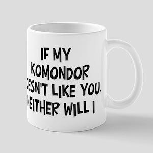 Komondor like you Mug