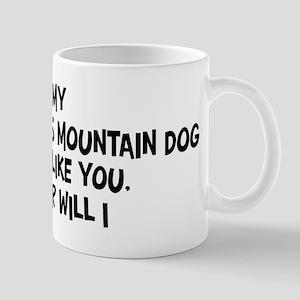 Greater Swiss Mountain Dog li Mug
