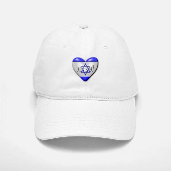 Israeli Baseball Baseball Cap