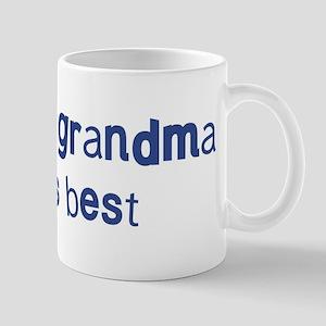 Great Grandma knows best Mug