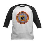 USS JAMES MONROE Kids Baseball Jersey