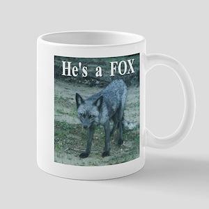 He's a FOX Mug