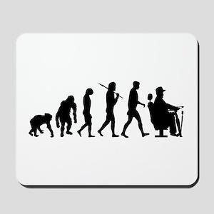 Driver Evolution Mousepad