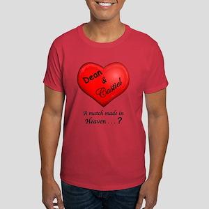 Dean & Castiel Dark T-Shirt