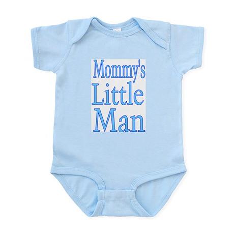 Mommy's Little Man Infant Bodysuit