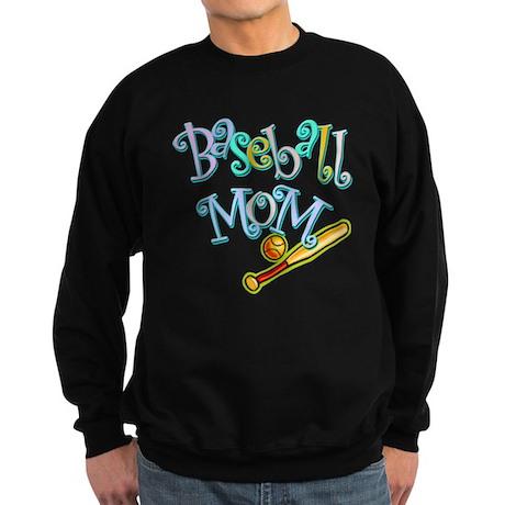 Baseball Mom Sweatshirt (dark)