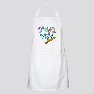Baseball Mom BBQ Apron